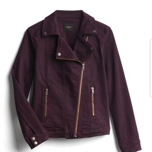 Bradford Moto Denim Jacket- Liverpool (Stitchfix)